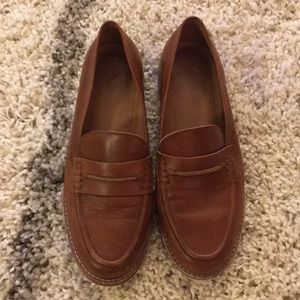 Madewell Elinor Leather Loafer 6.5